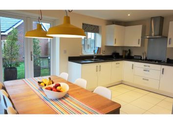 Thumbnail 3 bed detached house for sale in Sycamore Drive, Honeybourne