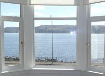 Thumbnail 1 bed flat to rent in Alexandra Parade, Kirn, Dunoon, Kirn, Dunoon