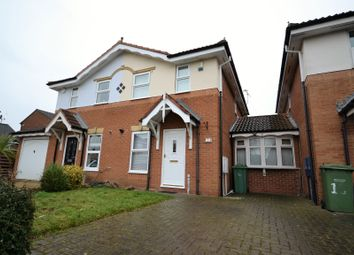 Thumbnail 2 bed semi-detached house to rent in Holburn Park, Stockton-On-Tees
