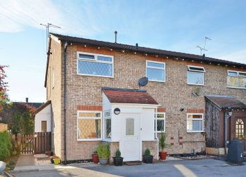 Thumbnail 1 bed terraced house for sale in Sandby Court, Gleadless, Sheffield