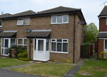Thumbnail 2 bed end terrace house for sale in Melford Way, Felixstowe