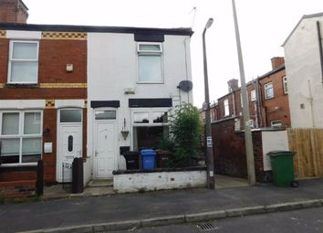 Thumbnail 2 bed end terrace house for sale in Greystoke Street, Offerton, Stockport