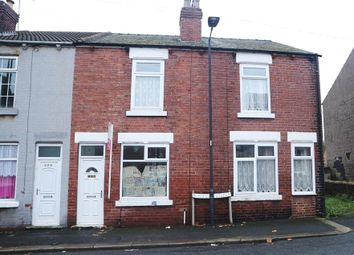 Thumbnail 4 bed end terrace house for sale in Schofield Street, Mexborough, South Yorkshire