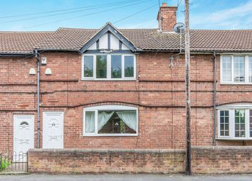 Thumbnail 4 bed terraced house for sale in Firth Crescent, New Rossington, Doncaster, South Yorkshire
