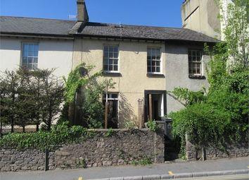 Thumbnail 3 bedroom terraced house for sale in East Street, Newton Abbot, Devon.