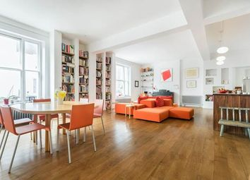 Thumbnail 4 bed flat to rent in All Saints Road, London