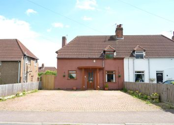 Thumbnail 3 bed semi-detached house for sale in Oakley Estate, Shepshed, Leicestershire
