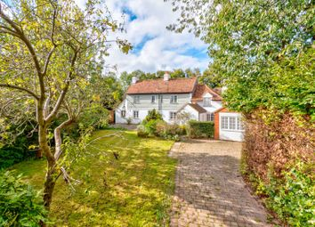 Thumbnail 4 bed semi-detached house for sale in Wilkins Green, Smallford, St. Albans, Hertfordshire