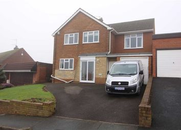 Thumbnail 5 bed detached house for sale in High Arcal Road, The Straits, Lower Gornal