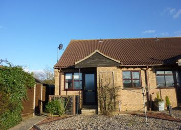 Thumbnail 1 bed bungalow to rent in Jennings Close, Heacham, King's Lynn