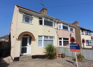 Thumbnail 3 bedroom property for sale in Waveney Crescent, Lowestoft