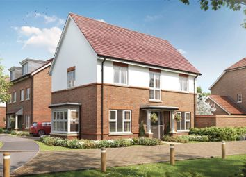 Thumbnail 3 bed detached house for sale in Montague Place, Keens Lane, Guildford, Surrey