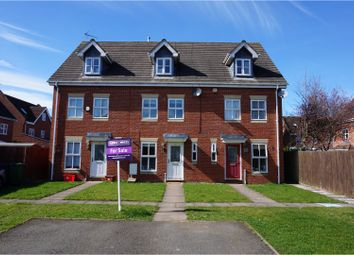 Thumbnail 3 bed terraced house for sale in Leontes Meadows, Warwick