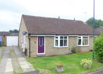Thumbnail 2 bed semi-detached bungalow for sale in Brompton Park, Brompton On Swale, Richmond