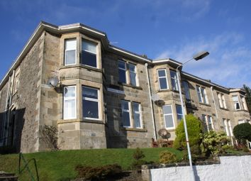 Thumbnail 2 bed flat for sale in Flat 2, Abbotsford, Gowanfield Terrace, Isle Of Bute, Rothesay