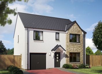 "Thumbnail 4 bedroom detached house for sale in ""The Whithorn"" at Invergowrie, Dundee"