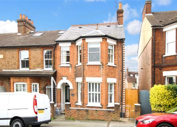 Thumbnail 4 bed terraced house for sale in Etna Road, St. Albans, Hertfordshire