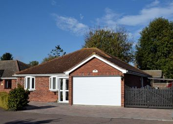 Thumbnail 3 bed detached bungalow for sale in Old School Lane, Elmstead