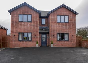 Thumbnail 5 bed detached house for sale in Julia Drive, Sandwith, Whitehaven