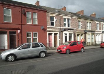 Thumbnail 2 bedroom flat to rent in Stanton Street, Arthurs Hill, Newcastle Upon Tyne