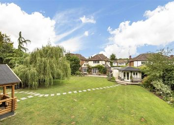 Thumbnail 4 bed property for sale in Parkgate Crescent, Hadley Wood, Herts