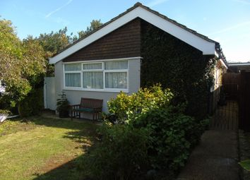 Thumbnail 2 bed detached bungalow for sale in Gainsborough Crescent, Eastbourne