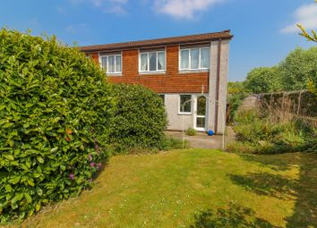 Thumbnail 3 bed semi-detached house for sale in Forest Drive, Tidworth