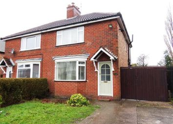 Thumbnail 2 bed property to rent in Newbolds Road, Wolverhampton