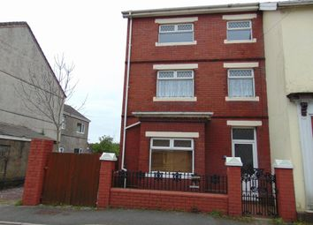 Thumbnail 4 bed end terrace house for sale in Cefn Bryn, Church Road, Burry Port