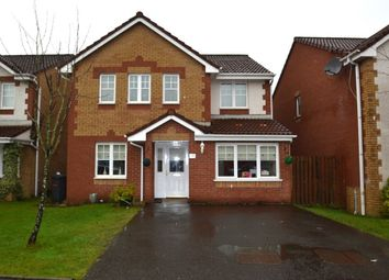 Thumbnail 4 bed detached house for sale in 34 Balfron Drive, Coatbridge