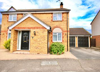 Thumbnail 4 bed detached house for sale in Armonde Close, Boreham, Chelmsford, Essex