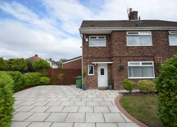 Thumbnail 4 bed semi-detached house for sale in Teesdale Road, Bebington, Wirral