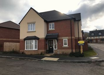 Thumbnail 4 bed detached house for sale in Vesey Court, Wellington, Telford