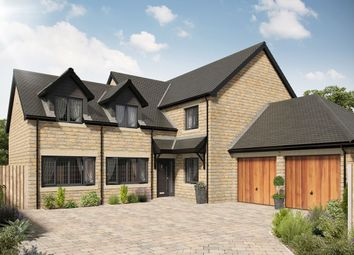 Thumbnail 5 bed detached house for sale in The Rufford, Wyre Grange Lodge Lane, Singleton, Poulton-Le-Fylde