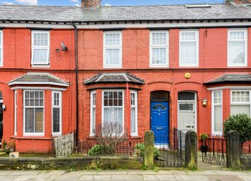 Thumbnail 3 bed terraced house for sale in Rose Brae, Mossley Hill, Liverpool