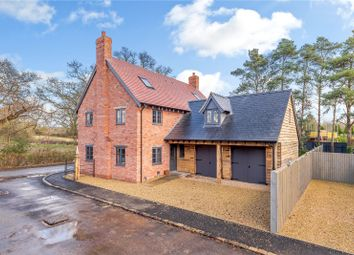 Thumbnail 6 bedroom detached house for sale in Willow Grove, Kinnerley, Shropshire
