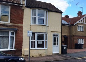 Thumbnail 3 bed shared accommodation to rent in Pretoria Road, Canterbury, Kent