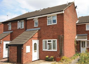 Thumbnail 3 bed terraced house for sale in Brackenfield Way, Thurmaston, Leicester