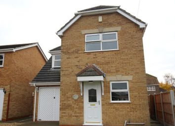 Thumbnail 3 bedroom detached house to rent in Merefield View, Bassenhally Road, Whittlesey, Peterborough, Cambridgeshire