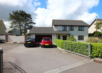 Thumbnail 4 bed detached house for sale in Killivose Gardens, Camborne
