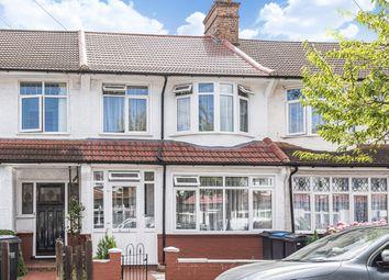 Thumbnail 3 bedroom terraced house for sale in Warlingham Road, Thornton Heath