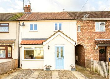 Thumbnail 2 bedroom terraced house for sale in East Crescent, Windsor, Berkshire