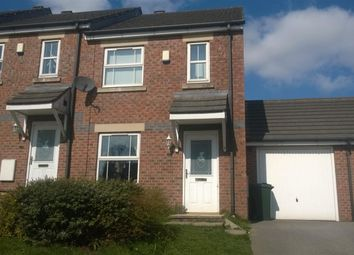 Thumbnail 2 bed end terrace house to rent in New Street, Bradford