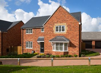 """Thumbnail 4 bedroom detached house for sale in """"Knightsbridge"""" at Stanley Close, Corby"""