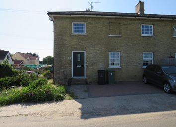 Thumbnail 3 bed terraced house to rent in Tallon End, Foulden, Thetford