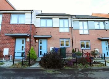Thumbnail 2 bed terraced house for sale in Featherwood Avenue, Newcastle Upon Tyne NE156Bw