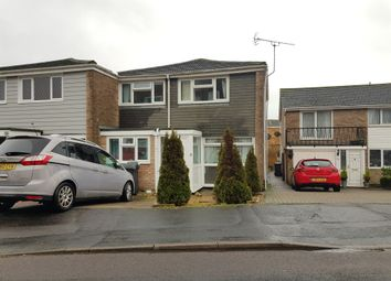 Thumbnail 4 bed semi-detached house for sale in Gale Moor Avenue, Gomer, Gosport