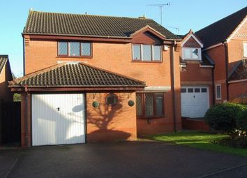 Thumbnail 4 bed detached house to rent in Highlands Drive, Daventry, Northamptonshire
