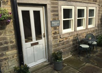 Thumbnail 2 bed cottage to rent in Shirley Street, Haworth, West Yorkshire