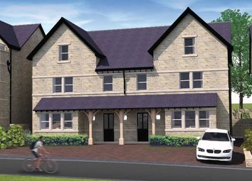 Thumbnail 4 bed semi-detached house for sale in Caledonian Road, Savile Town, Dewsbury